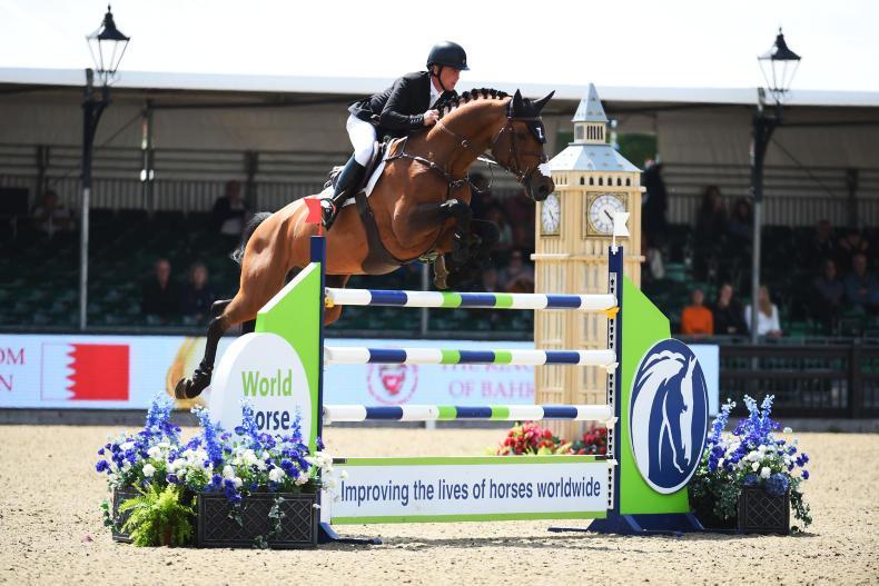 INTERNATIONAL: Five-star win for Breen in Windsor