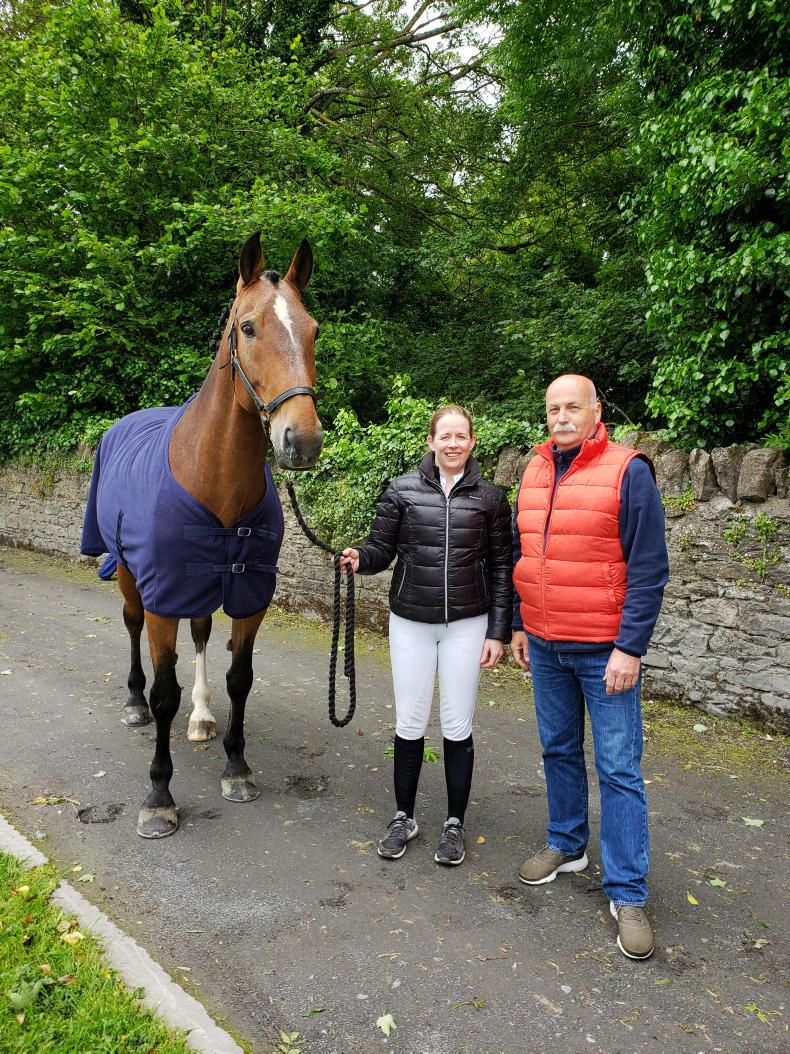 PONY TALES:  IHWT presented with €3,300 cheque
