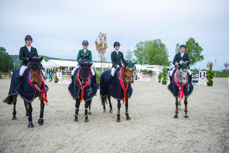 INTERNATIONAL: Brilliant Irish team win Drammen Nations Cup