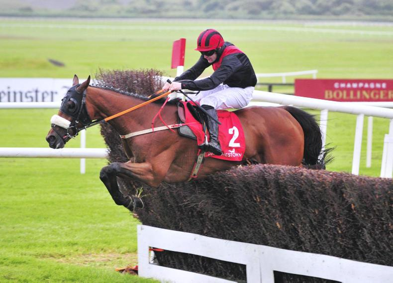 PUNCHESTOWN WEDNESDAY: Hat-trick for Peregrine Run