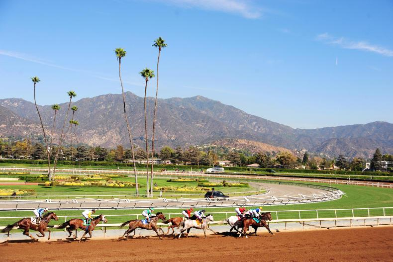 AMERICA: Santa Anita's Breeders' Cup questions