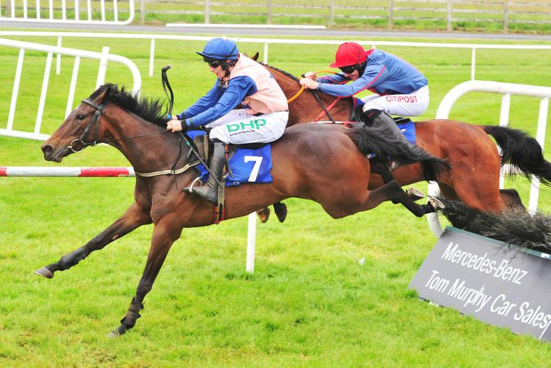 DOWNPATRICK SUNDAY: In A Pinch could bring up four-timer