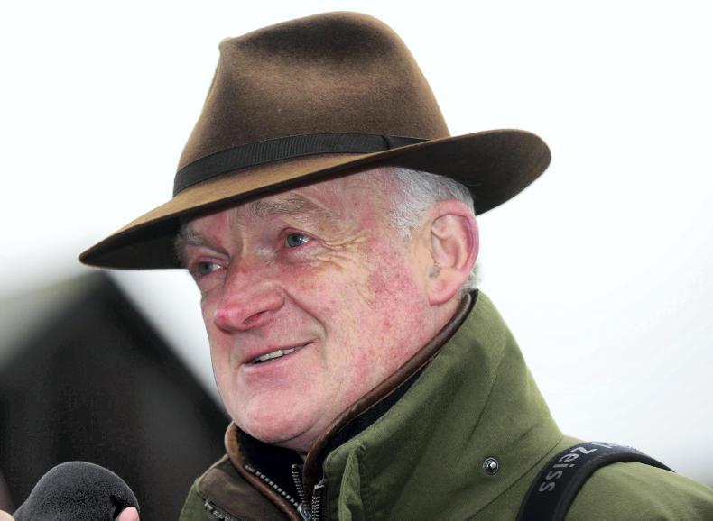 DONN McCLEAN: Mullins dominant again in France