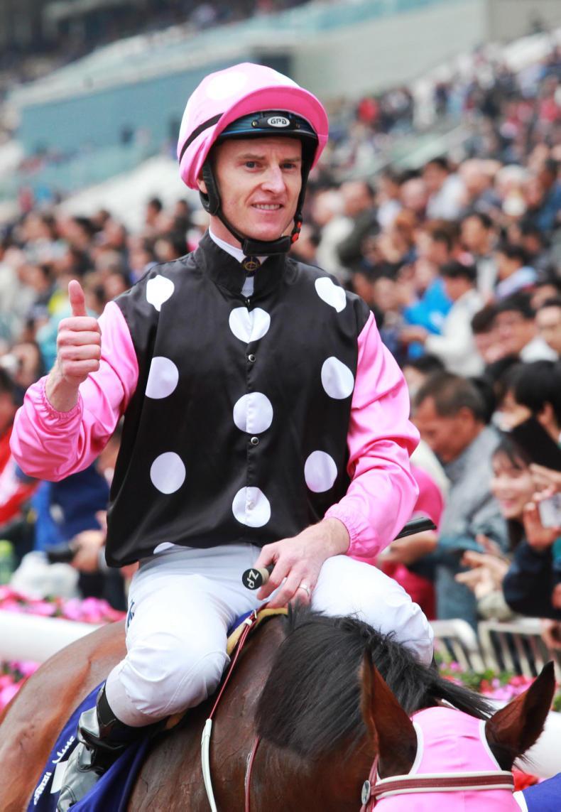 HONG KONG: Purton reflects on memorable season