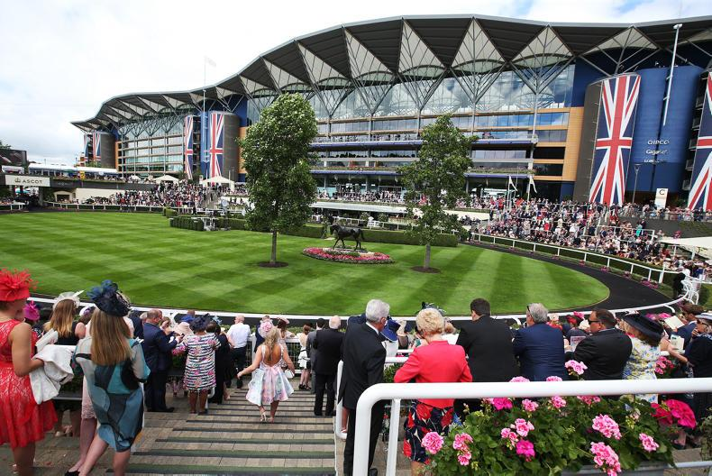 Royal Ascot day one – King's Stand clash takes centre stage