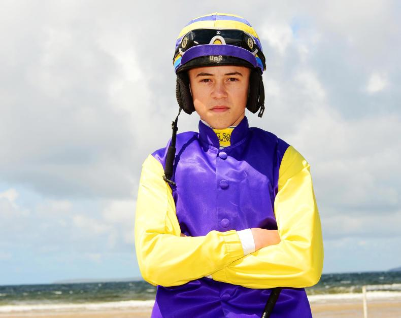 PONY RACING: Four-timer for Browne-McMonagle