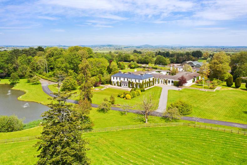 PROPERTY: Kilfrush Stud on the market with €5.5 million price tag