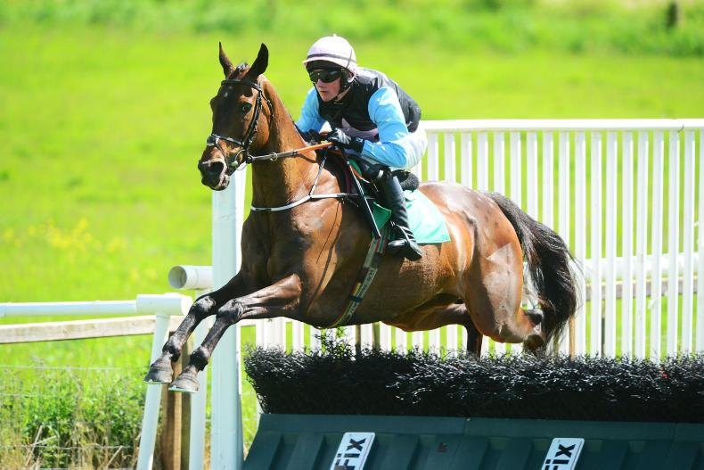 DOWNPATRICK SUNDAY: Morgan stars in de Bromhead treble