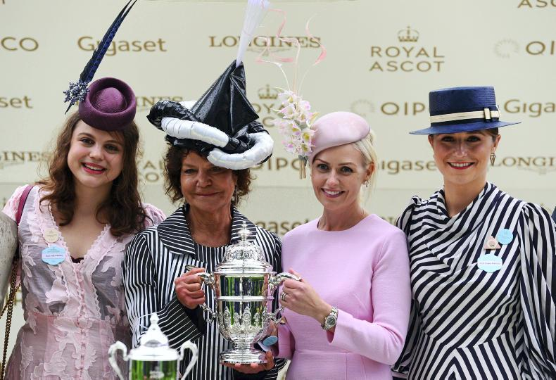 ROYAL ASCOT TUESDAY: O'Brien conjures up win for Circus Maximus