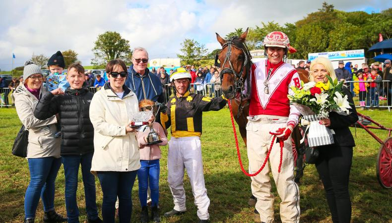 HARNESS RACING: Rhyds rules in Red John