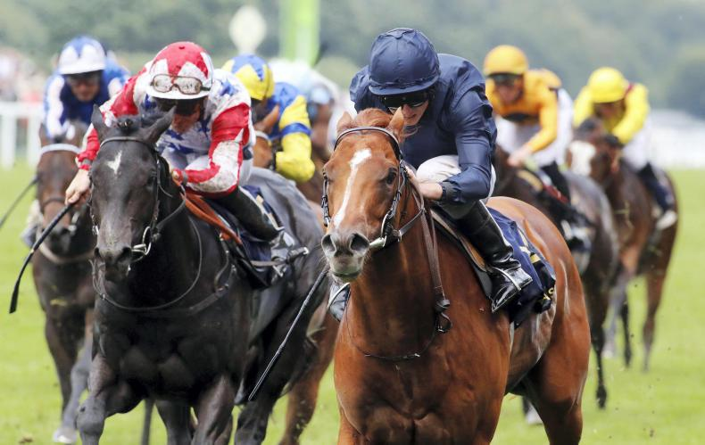 ROYAL ASCOT WEDNESDAY: Southern success in Windsor Castle