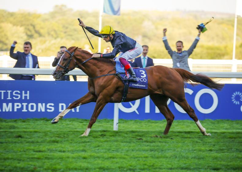 Royal Ascot day three – Stradivarius defends his crown