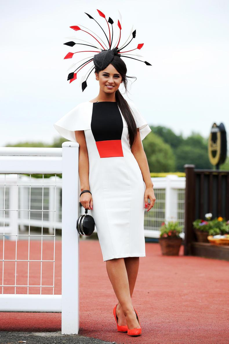PARROT MOUTH: Style stakes at Down Royal