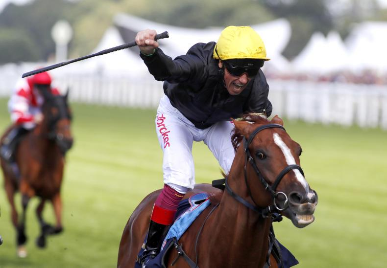 Stradivarius and Dettori have the Gold-en touch once more