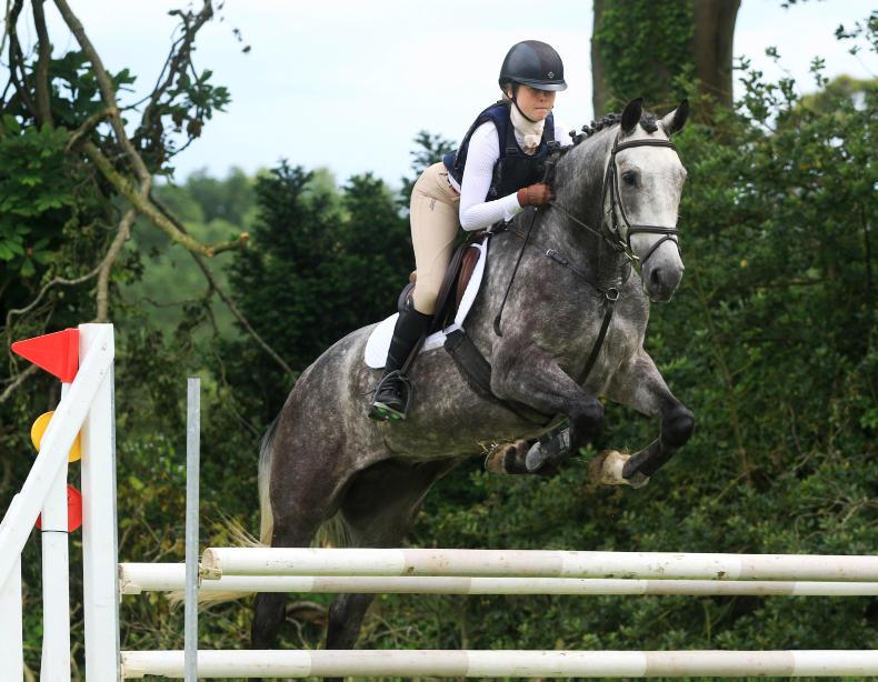 EVENTING: Crawford takes qualifying opportunity