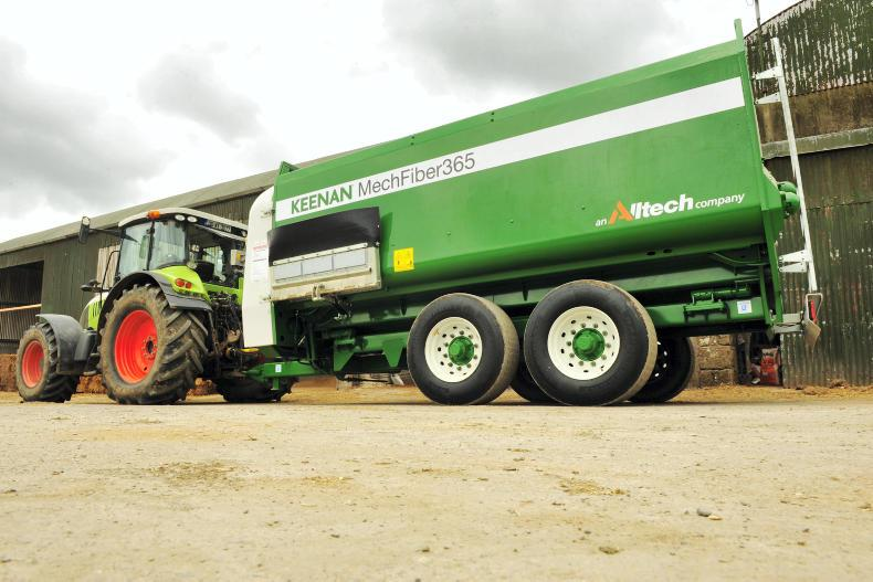 HORSE SENSE: Time to go green with farm machinery