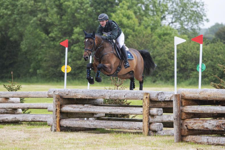 EVENTING:  Winning streak continues for Daniels