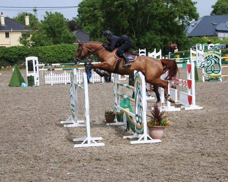 SHOW JUMPING: Connors and Ladygoldilocks take top prize in Galway