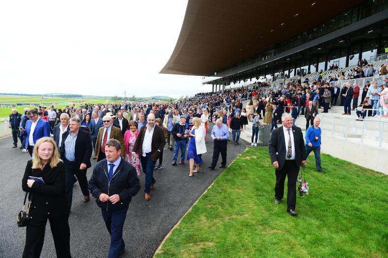 NEWS: Curragh hoping for Derby Festival boost