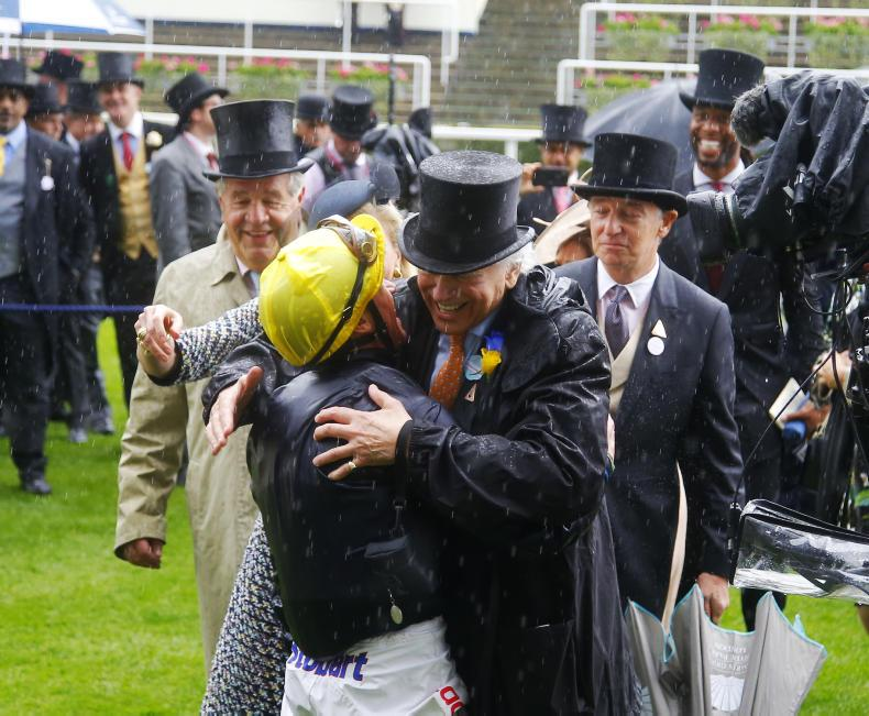 ROYAL ASCOT: Twitter talk and comment