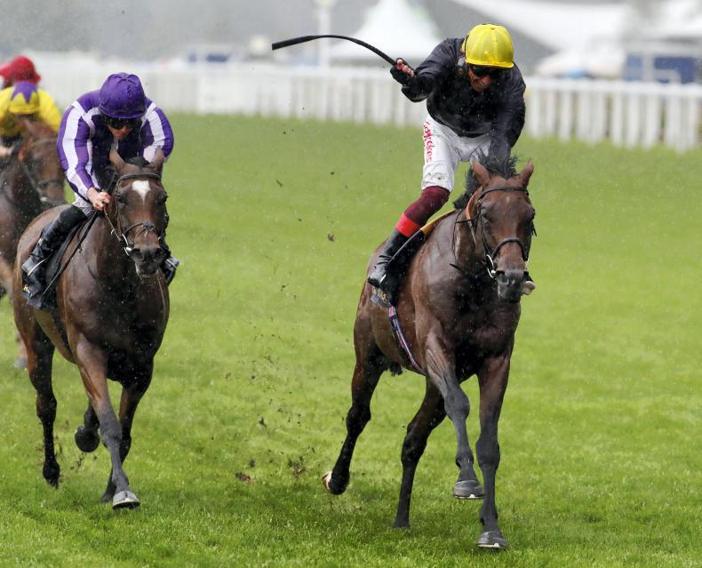 ROYAL ASCOT WEDNESDAY: Ocean too strong with fired-up Frankie
