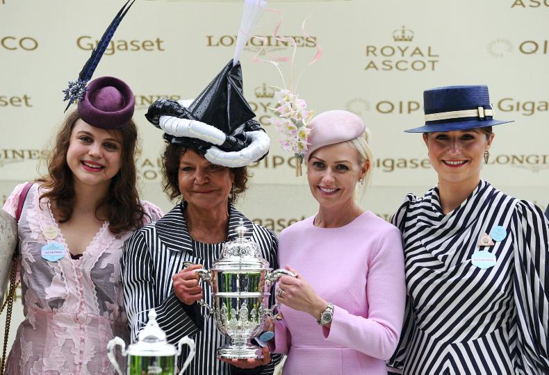 ROYAL ASCOT: Colourful scenes from a wonderful week