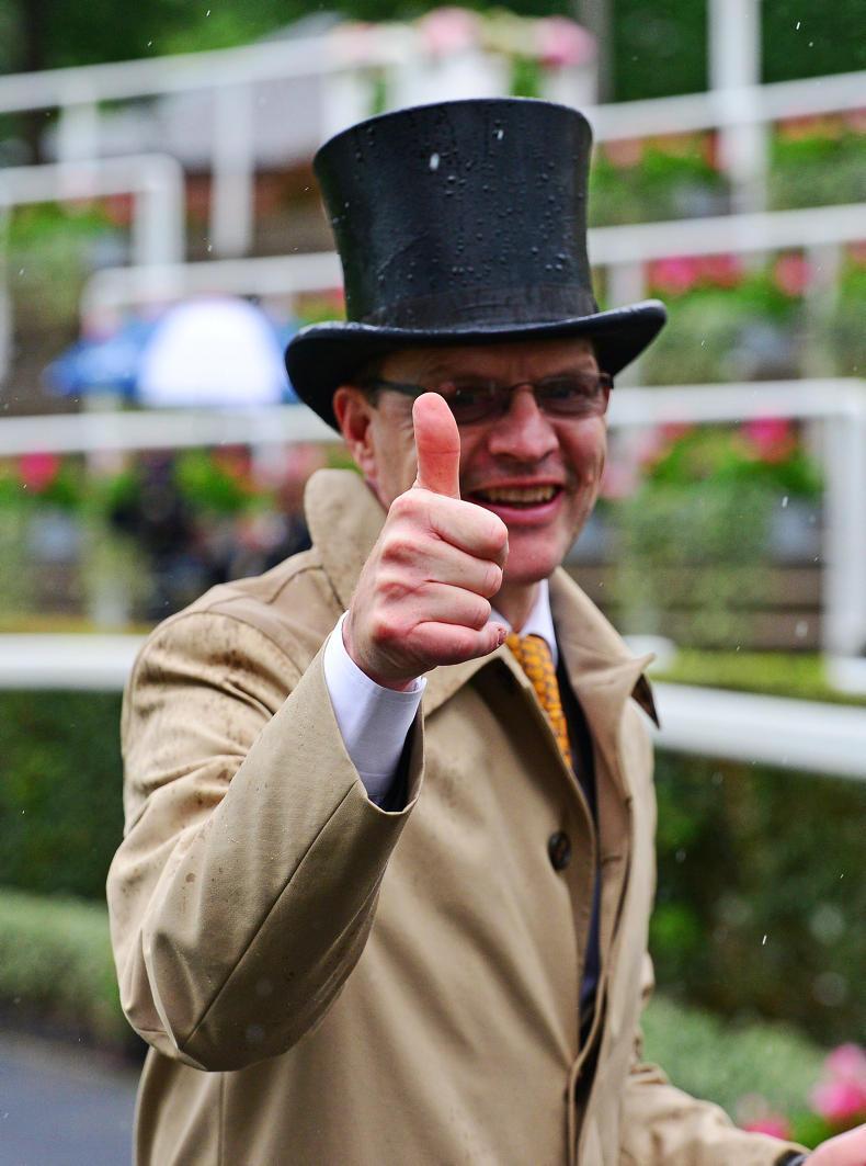 DONN McCLEAN: More Ascot accolades for O'Brien