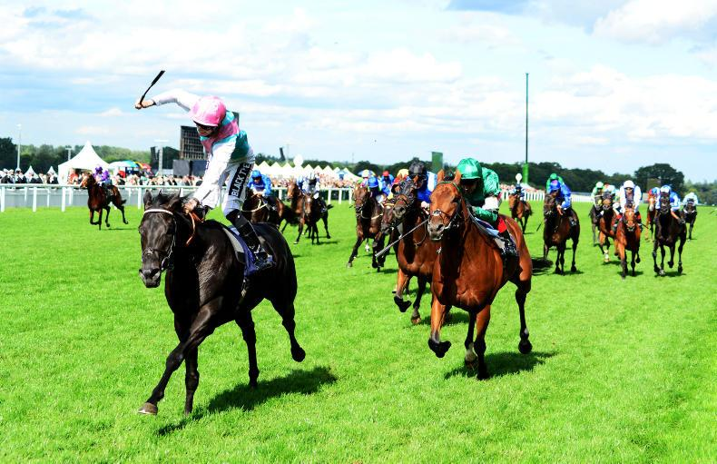 ROYAL ASCOT THURSDAY: Biometric times it perfectly