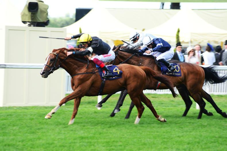 ASCOT THURSDAY: Stradivarius delivers Dettori's golden day