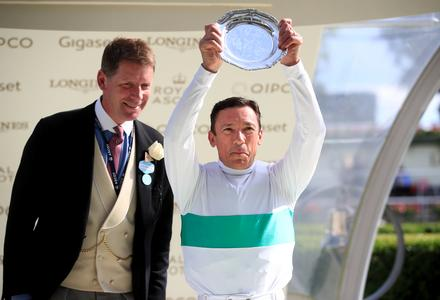 Dazzling Dettori ends 15-year wait for top rider title at Ascot