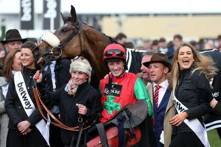 1,000 winner milestone for Twiston-Davies