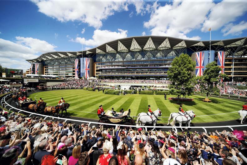 MONDAY OUTLOOK: Money doesn't guarantee success at Royal Ascot