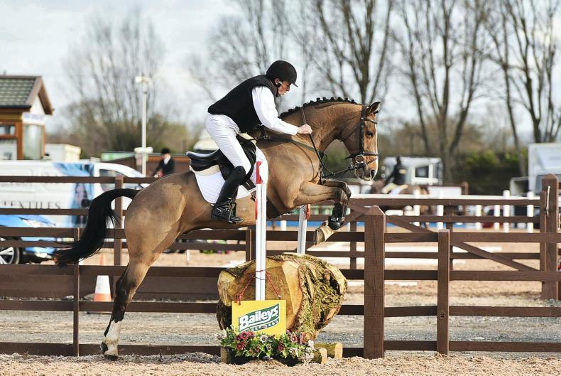 AMATEUR EVENTING: Best amateur award for Currie at Tatts