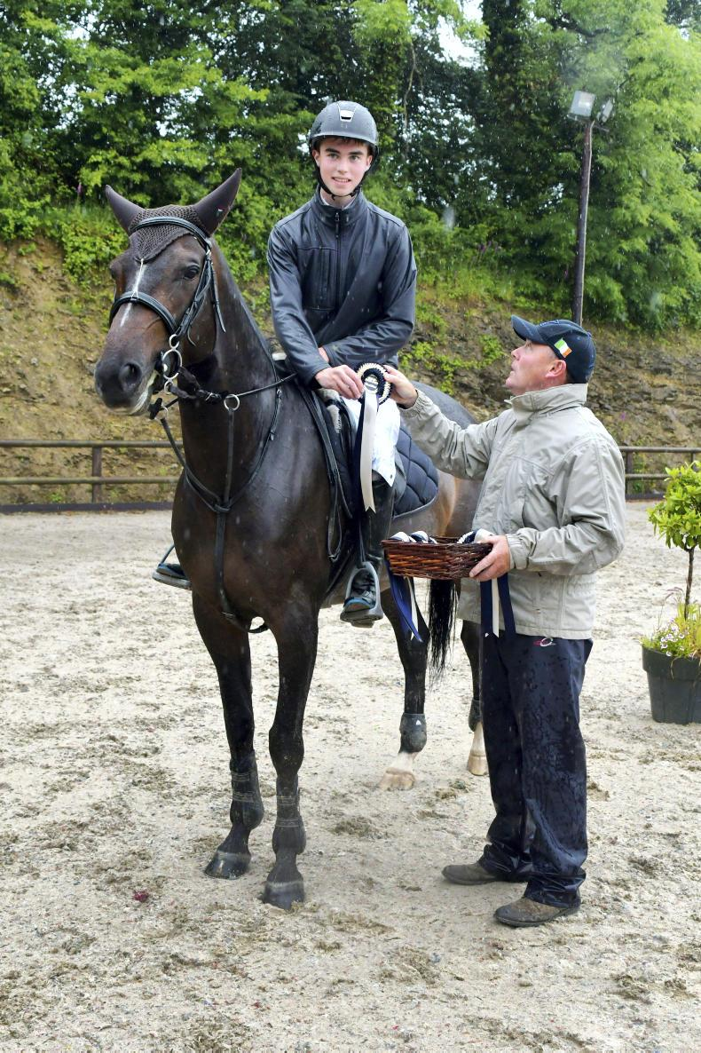 AROUND THE COUNTRY:  High standard sees riders battle for places
