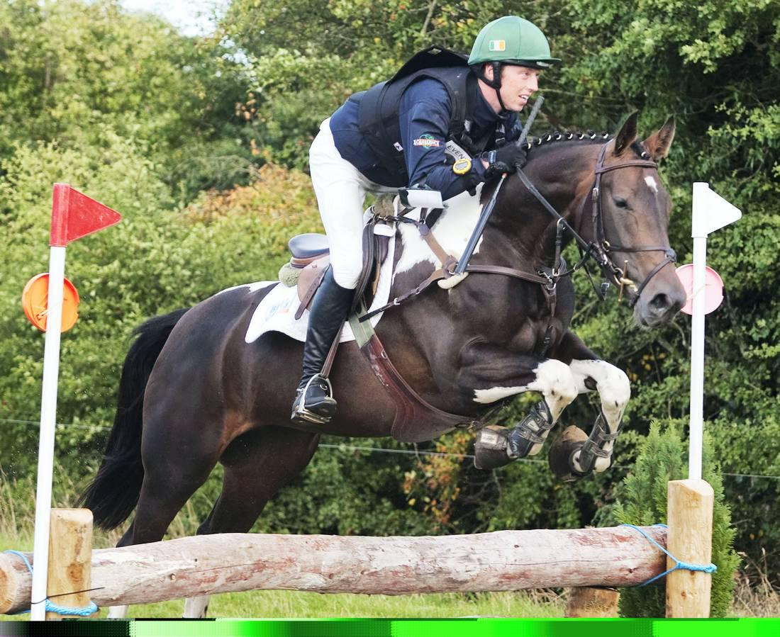 Record entries in national eventing in 2014