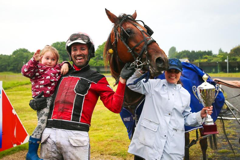 HARNESS RACING: Stakes takes big prize