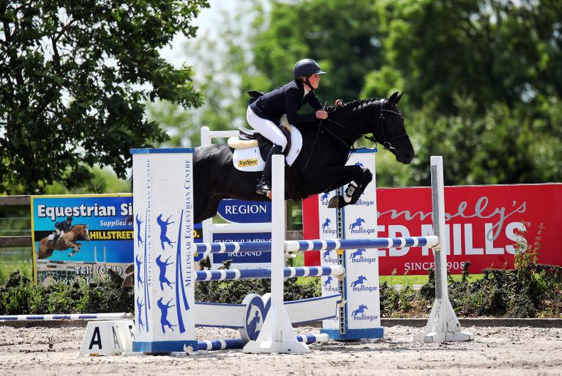 AROUND THE COUNTRY: Moran (16) wins RDS horse qualifier