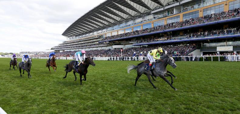 ROYAL ASCOT: Defoe defies all comers