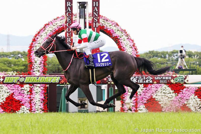 JAPAN: Lys Gracieux gains another Group 1