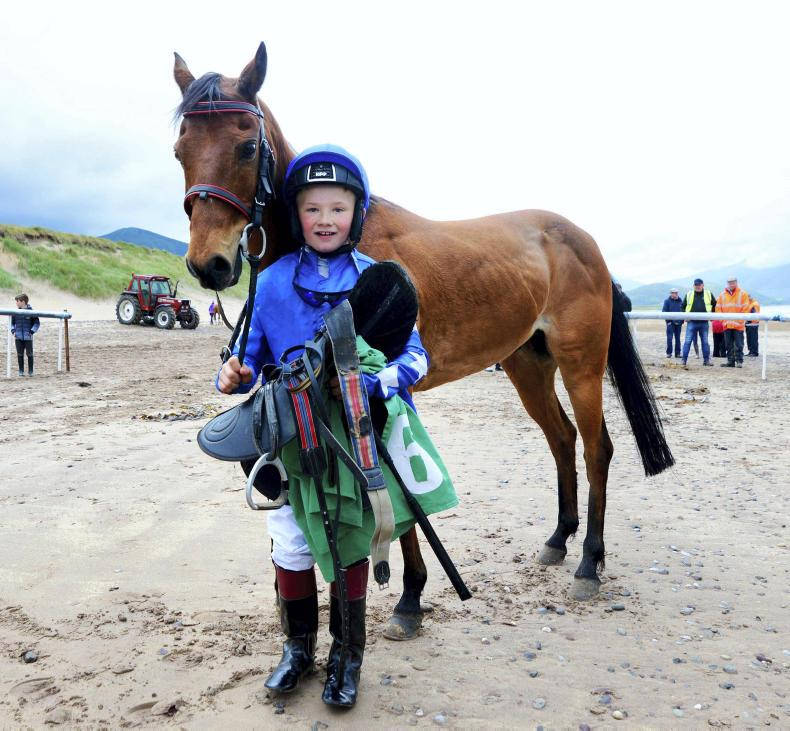 HORSE AND PONY RACING: Tail To Tail at star at 23!