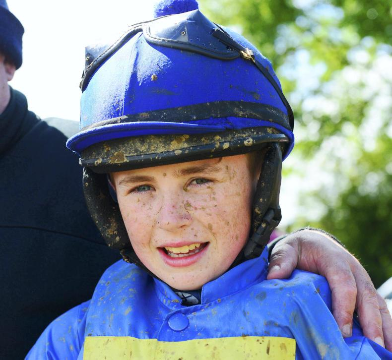 HORSE AND PONY RACING: Five more for Browne McMonagle