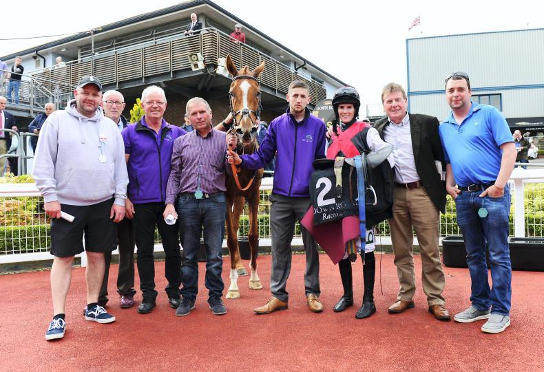 DOWN ROYAL FRIDAY: Good times for Blackmore