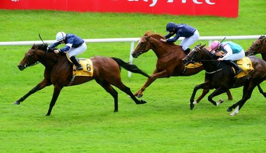 Stylish Buckhurst returns to winning form in International