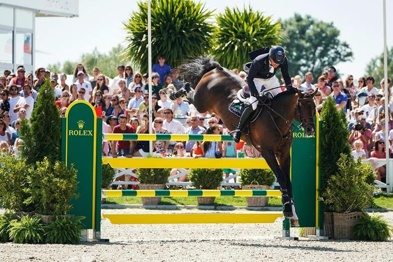 SHOW JUMPING: Darragh Kenny wins five-star €500,000 Rolex Belgian Grand Prix