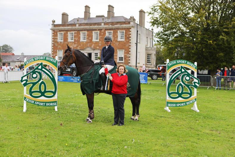 SHOW JUMPING: Phelan lands studbook spoils in Fingal