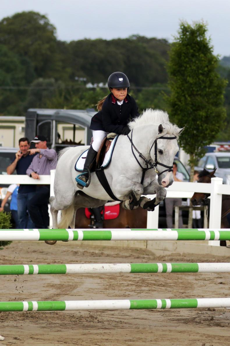 SHOW JUMPING: Pony riders impress at final RDS qualifier