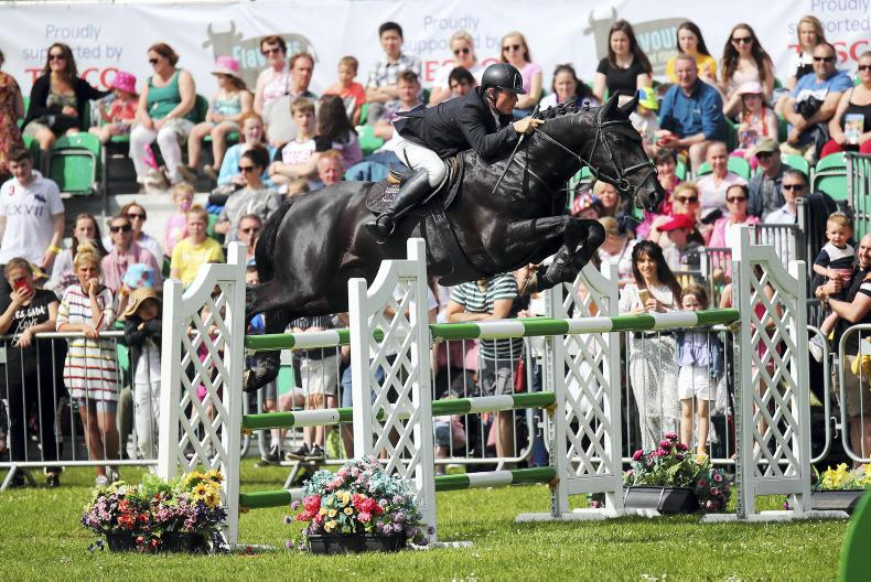 SHOW JUMPING: Floody dominant in 1.35m Grand Prix