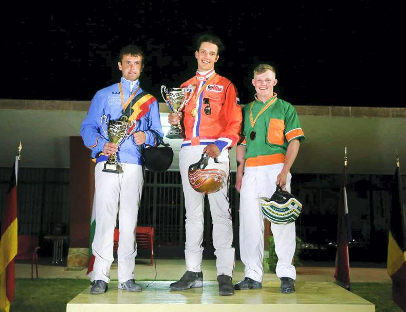 HARNESS RACING: Cowden third for Ireland in Mallorca