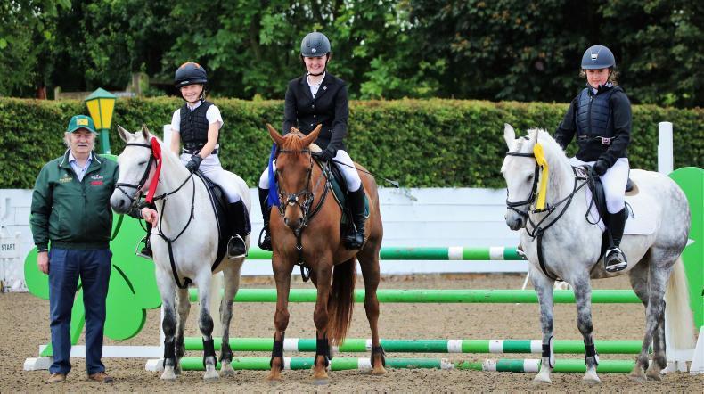 IRISH HORSE WORLD FIXTURES, JULY 6th 2019