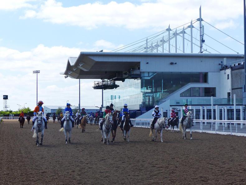 Pony Clubbers get the run of Dundalk Stadium